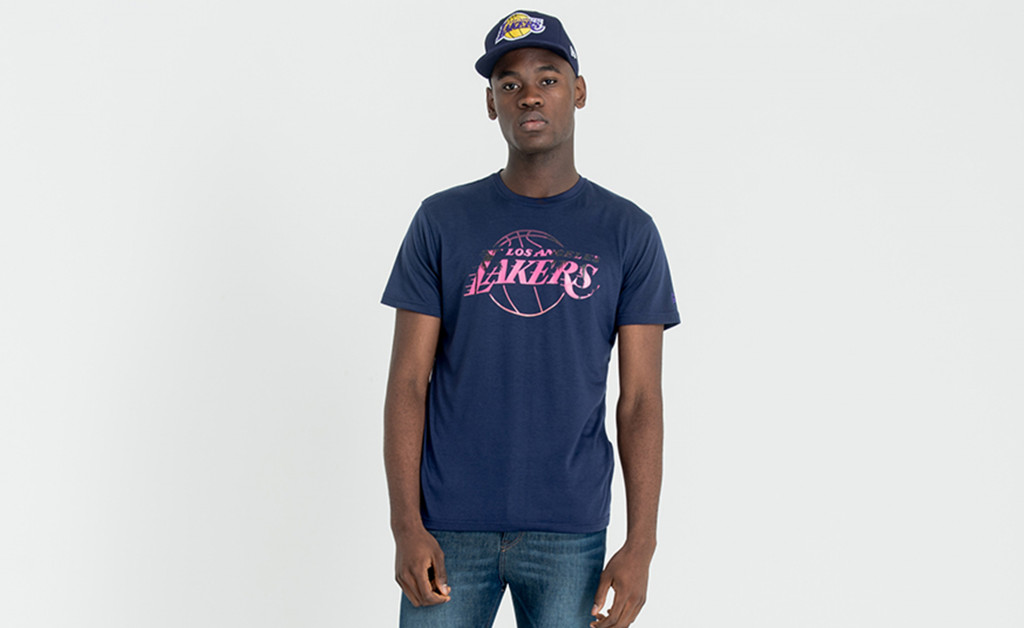 NEW ERA LA LAKERS COASTAL HEAT INFILL IMAGE 3
