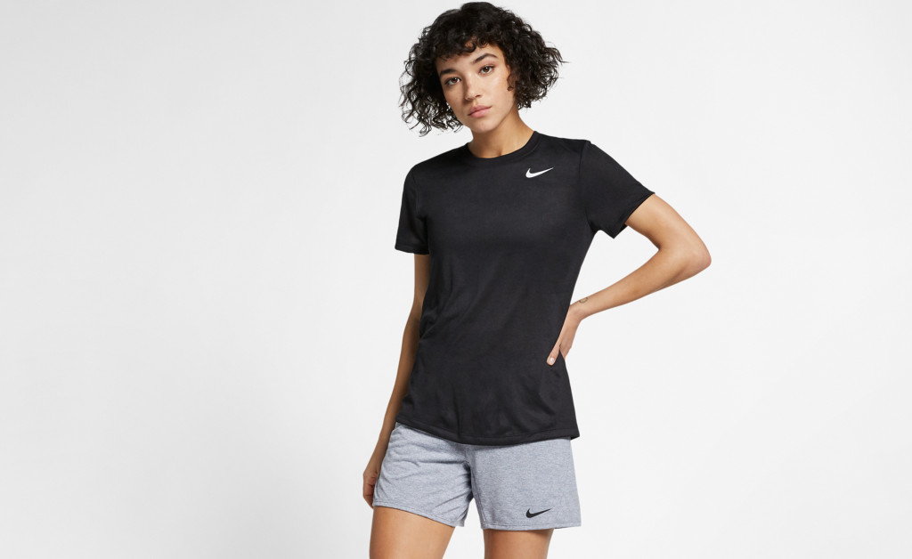 NIKE DRY LEGEND MUJER IMAGE 5