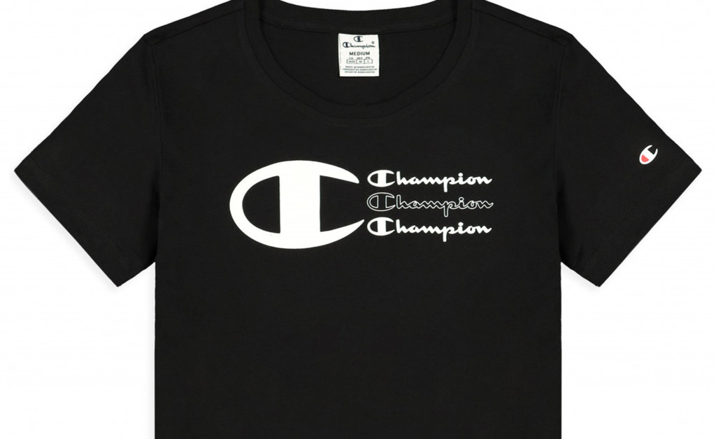 CHAMPION LIGHT COTTON JERSEY IMAGE 2