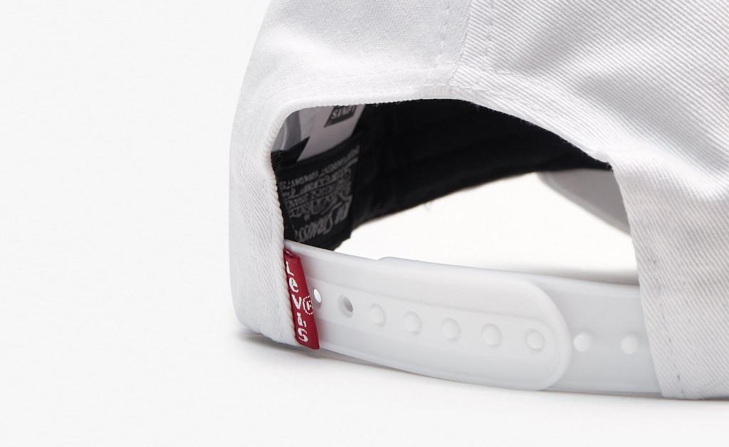 LEVI'S SERIF LOGO CAP IMAGE 2