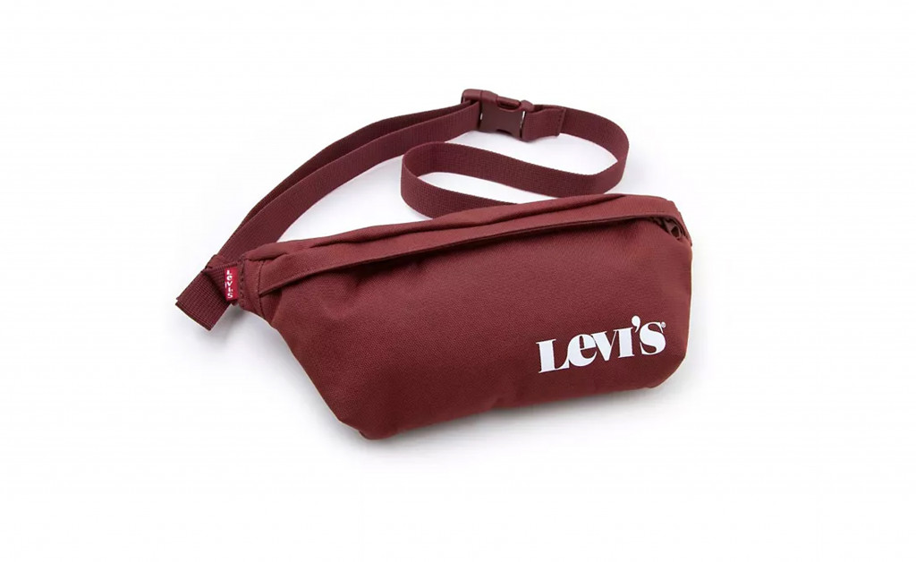 LEVI'S SMALL BANANA SLING BAG IMAGE 1