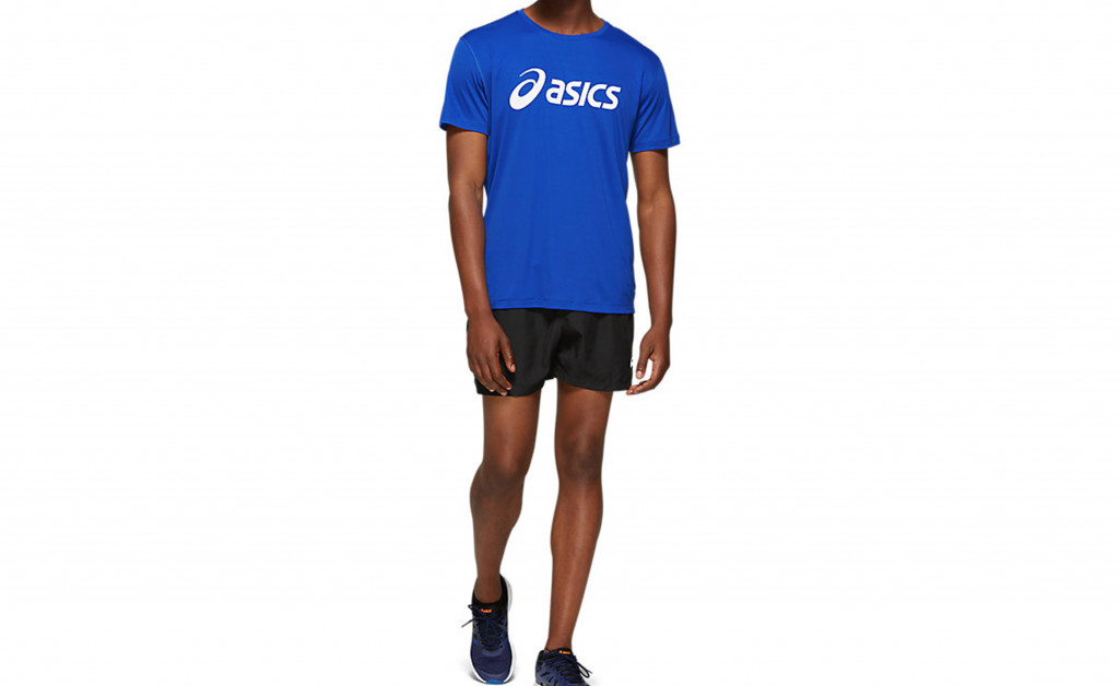 ASICS SILVER TOP IMAGE 2
