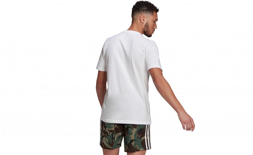 adidas ESSENTIALS T-SHIRT CAMO IMAGE 4