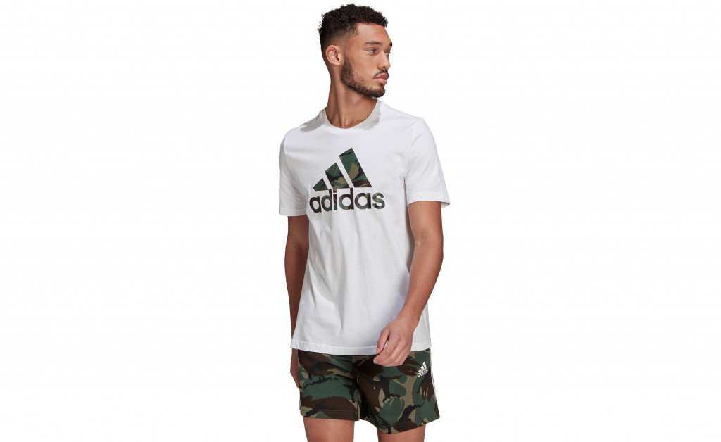 adidas ESSENTIALS T-SHIRT CAMO IMAGE 6