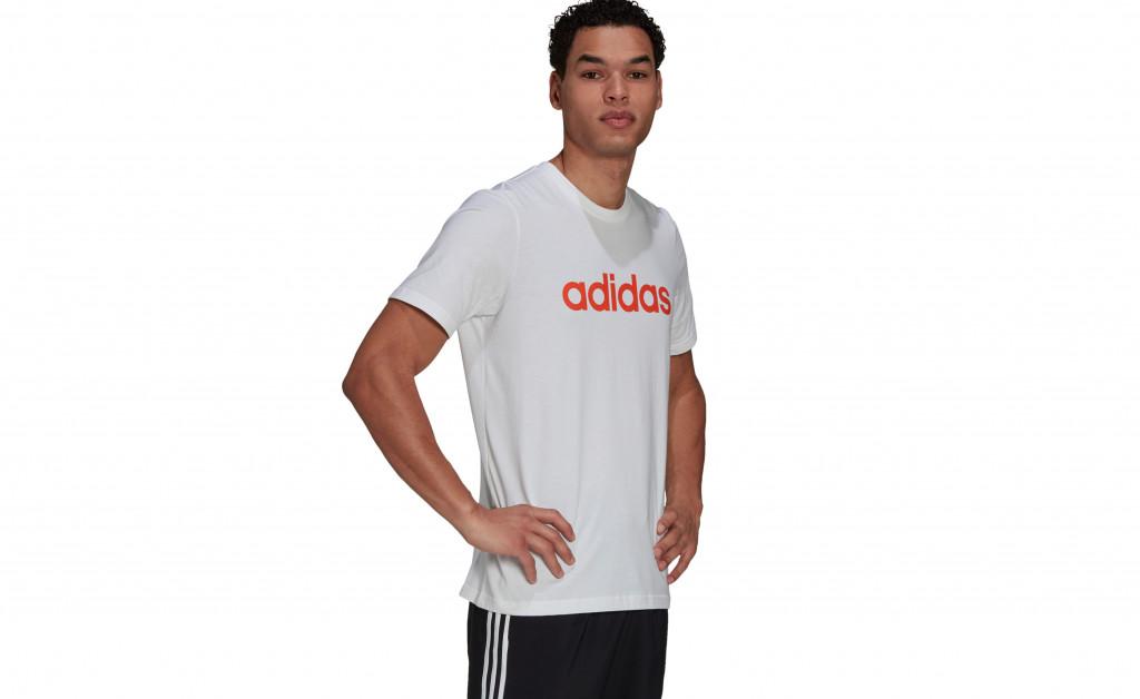 adidas ESSENTIALS T-SHIRT IMAGE 5