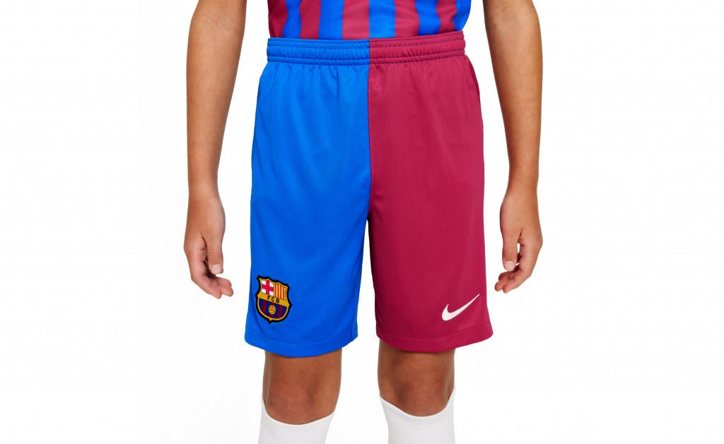 NIKE FC BARCELONA STADIUM SHORT JUNIOR 21/22 IMAGE 1