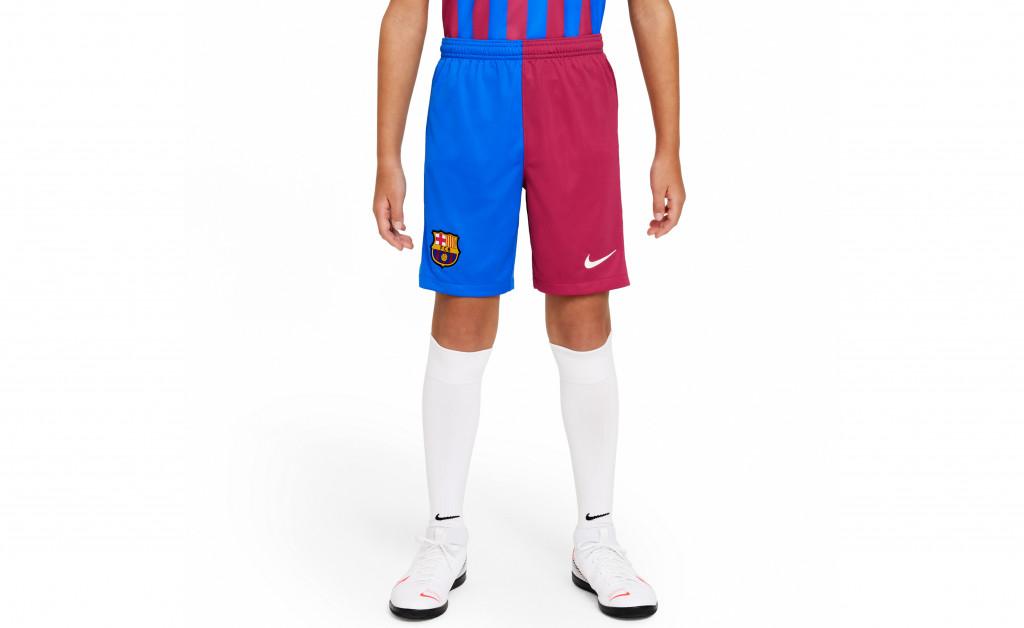 NIKE FC BARCELONA STADIUM SHORT JUNIOR 21/22 IMAGE 5