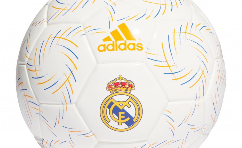 adidas BALÓN REAL MADRID HOME MINI IMAGE 2