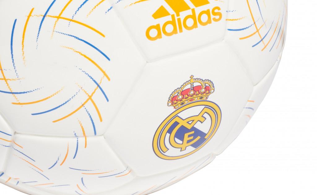 adidas BALÓN REAL MADRID HOME MINI IMAGE 3