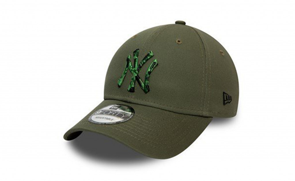 NEW ERA CAMO INFILL 9FORTY IMAGE 1