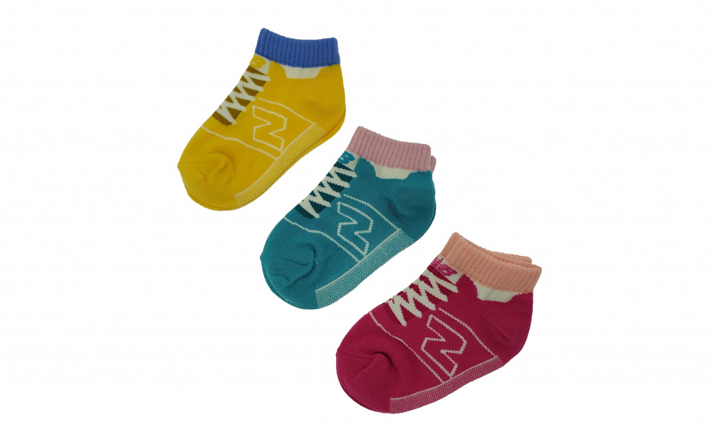 NEW BALANCE CALCETINES PACK 3 KIDS IMAGE 1