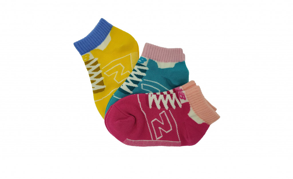 NEW BALANCE CALCETINES PACK 3 KIDS IMAGE 2