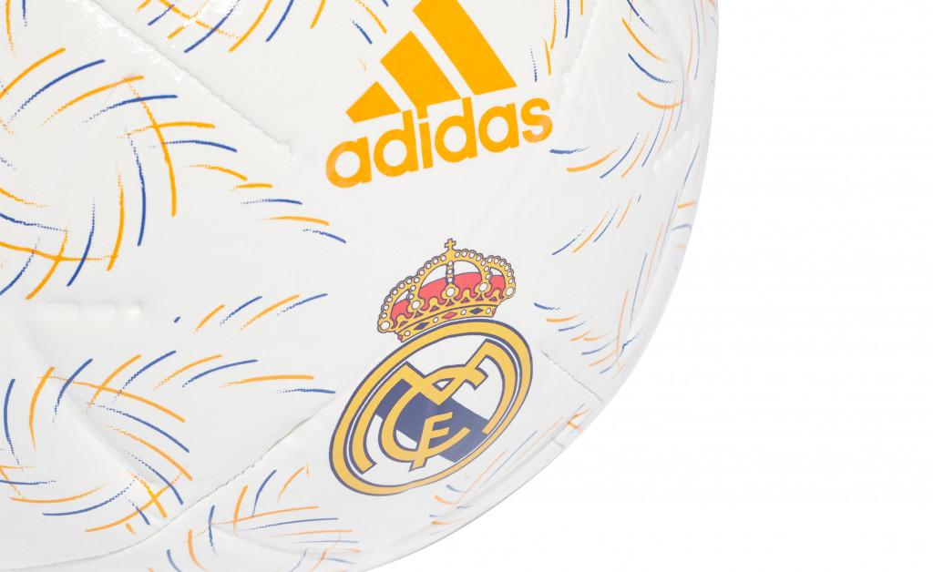 adidas BALÓN REAL MADRID HOME IMAGE 4