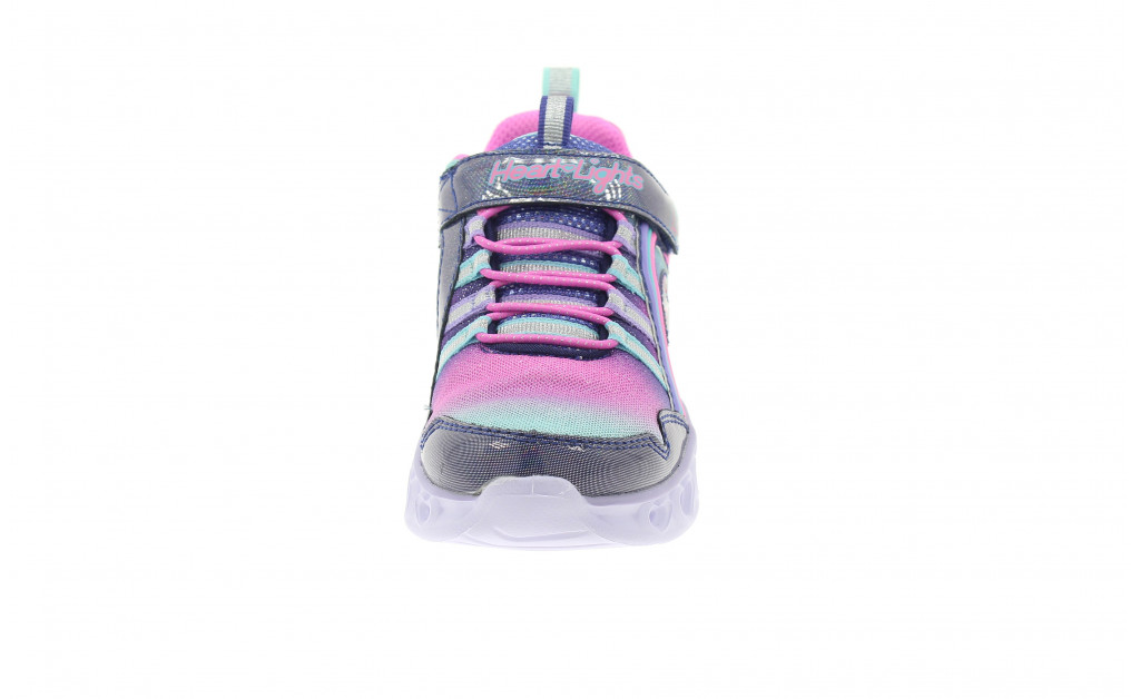 SKECHERS LUCES HEART LIGHTS REINBOW LUX KIDS IMAGE 4