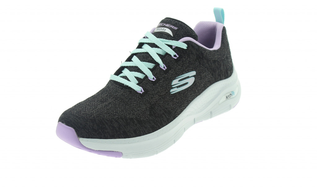 SKECHERS ARCH FIT COMFY WAVE MUJER IMAGE 1
