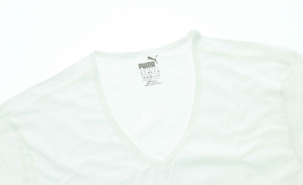 PUMA T-SHIRT 2 V-NECK IMAGE 2