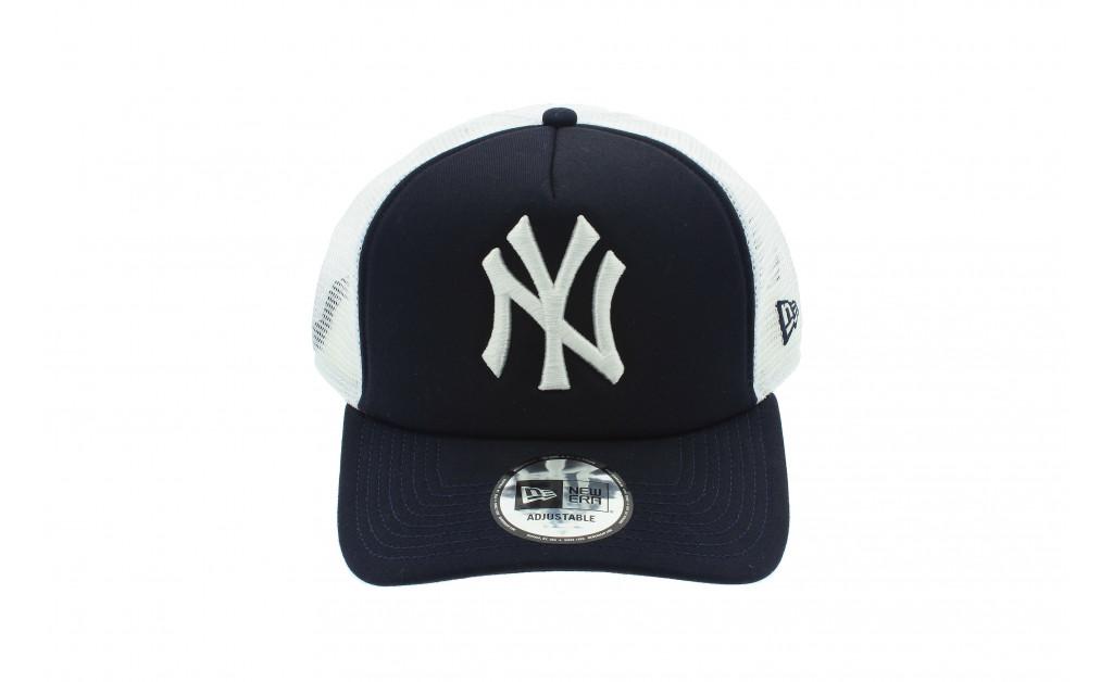 NEW ERA NEW YORK YANKEES CLEAN TRUCKER IMAGE 2
