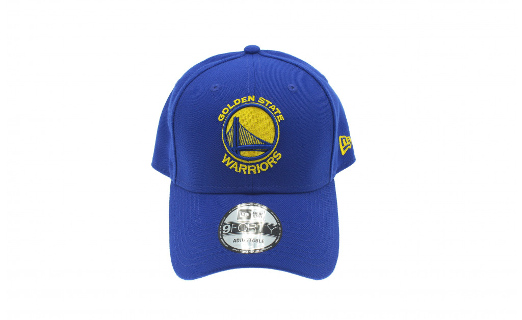 NEW ERA 9FORTY THE LEAGUE GOLDEN STATE WARRIORS IMAGE 2