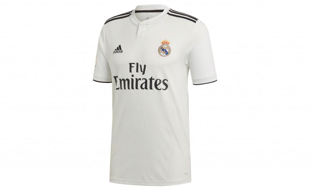 adidas PRIMERA EQUIPACIÓN REAL MADRID 18/19 IMAGE 1
