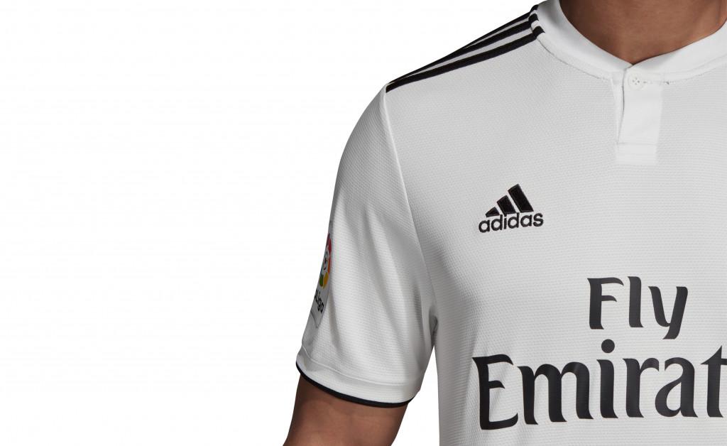 adidas PRIMERA EQUIPACIÓN REAL MADRID 18/19 IMAGE 3
