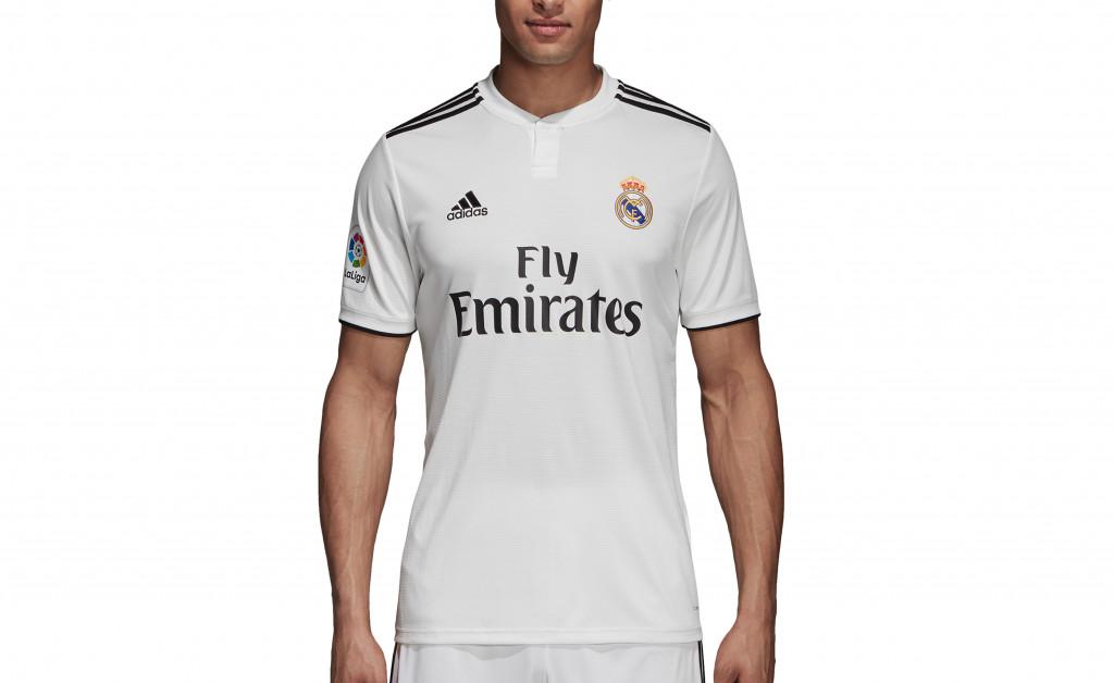 adidas PRIMERA EQUIPACIÓN REAL MADRID 18/19 IMAGE 4