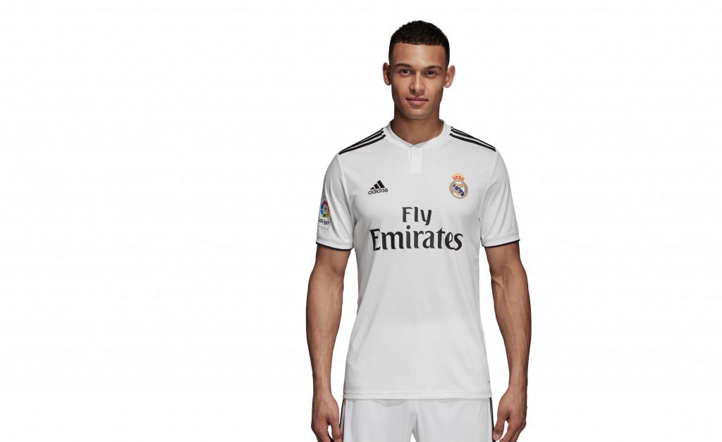 adidas PRIMERA EQUIPACIÓN REAL MADRID 18/19 IMAGE 7