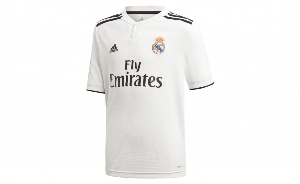 adidas PRIMERA EQUIPACIÓN REAL MADRID JUNIOR IMAGE 1