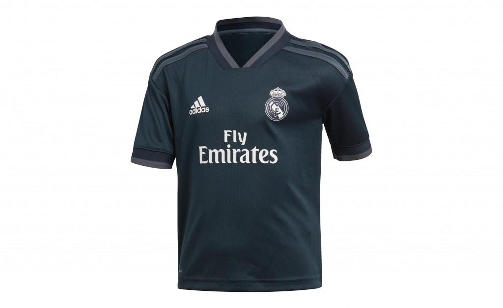 adidas MINIKIT SEGUNDA EQUIPACIÓN REAL MADRID 18/19 IMAGE 7
