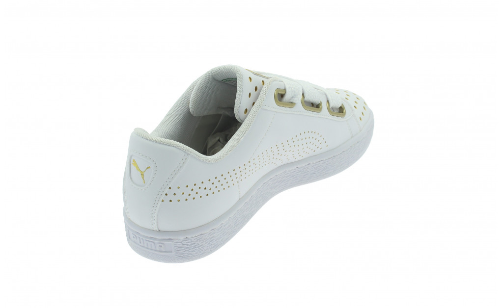 PUMA BASKET HEART ATH LUX MUJER IMAGE 3