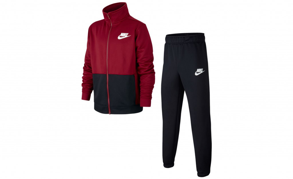 NIKE TRACK SUIT POLY JUNIOR IMAGE 1