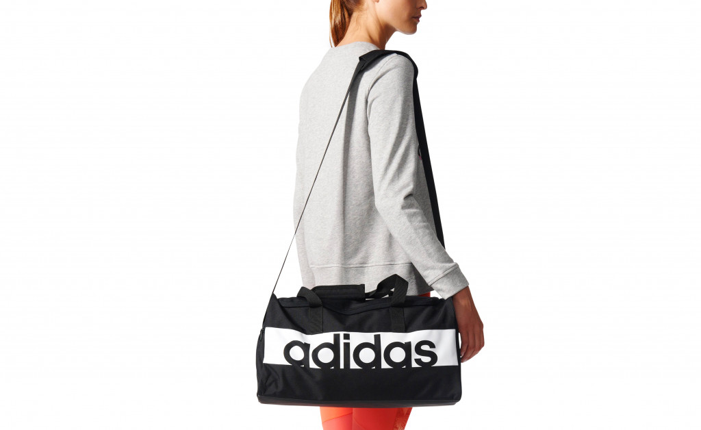 adidas LINEAR PERFORMANCE DUFFEL BAG SMALL IMAGE 7
