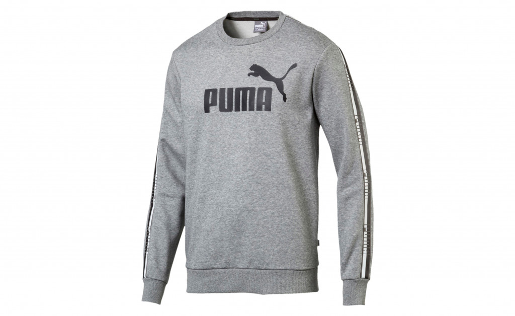 PUMA TAPE CREW SWEAT IMAGE 1