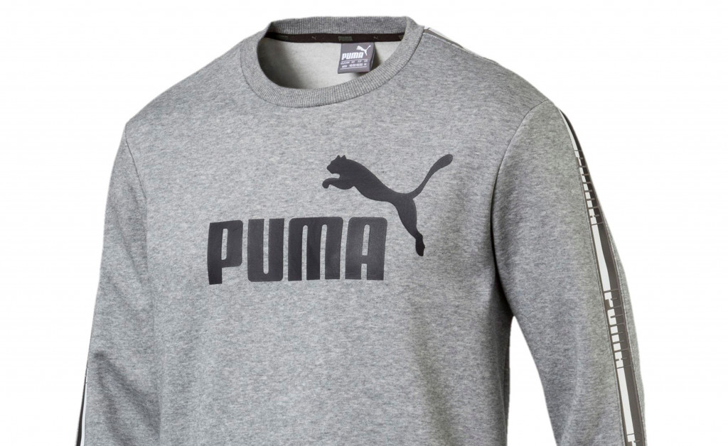 PUMA TAPE CREW SWEAT IMAGE 2