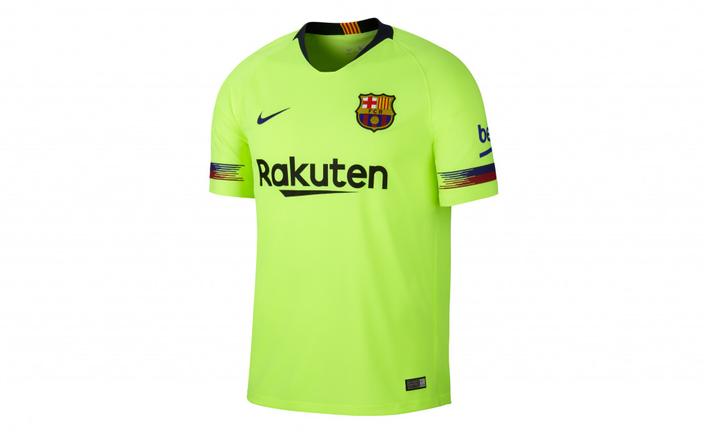 NIKE FC BARCELONA STADIUM AWAY 18/19 IMAGE 1