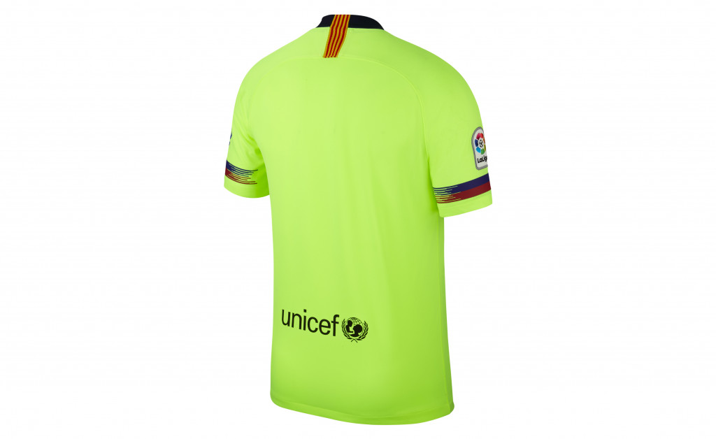 NIKE FC BARCELONA STADIUM AWAY 18/19 IMAGE 2