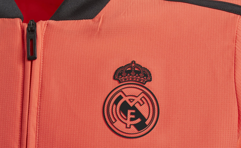 adidas CHÁNDAL PRESENTACIÓN REAL MADRID 18/19 JUNIOR IMAGE 5
