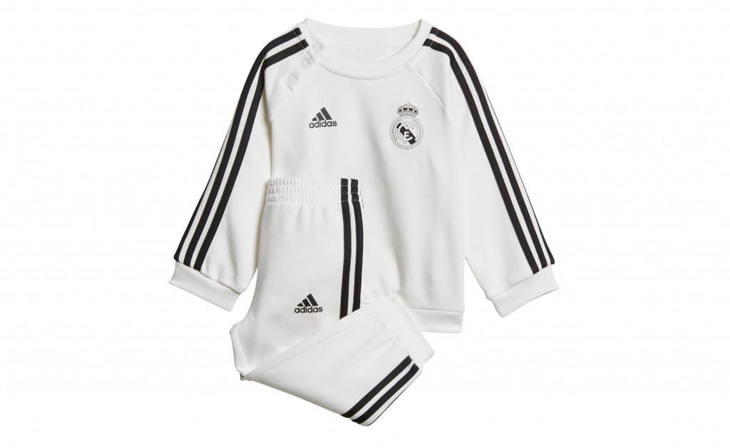 adidas CHÁNDAL REAL MADRID 18/19 INFANTIL IMAGE 1