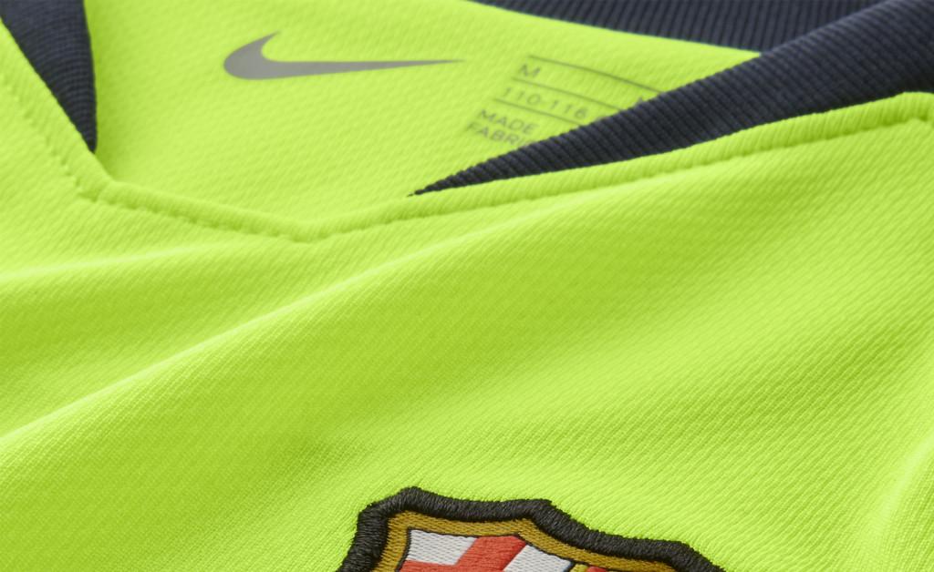 NIKE FC BARCELONA KIT HOME NIÑO 18/19 IMAGE 5