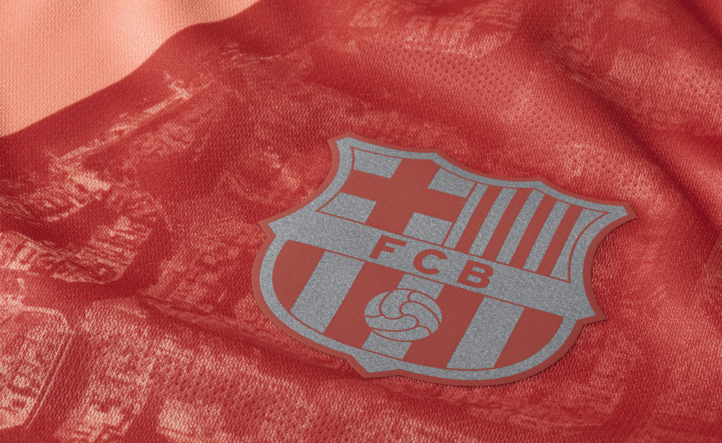 NIKE FC BARCELONA STADIUM AWAY 18/19 IMAGE 3