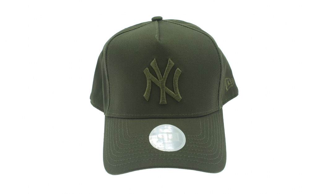 NEW ERA WOMENS LEAGUE ESSENTIAL NY IMAGE 2
