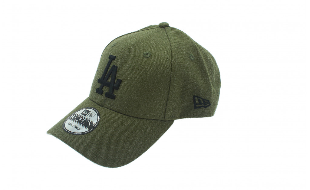 NEW ERA HEATHER ESSENTIAL 9FORTY LA IMAGE 1