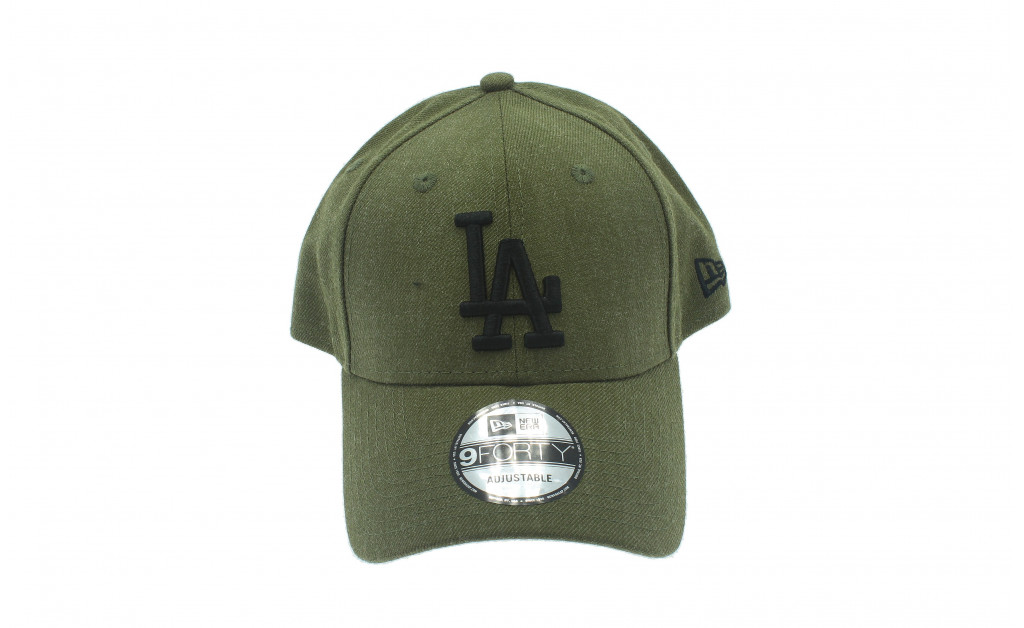 NEW ERA HEATHER ESSENTIAL 9FORTY LA IMAGE 2