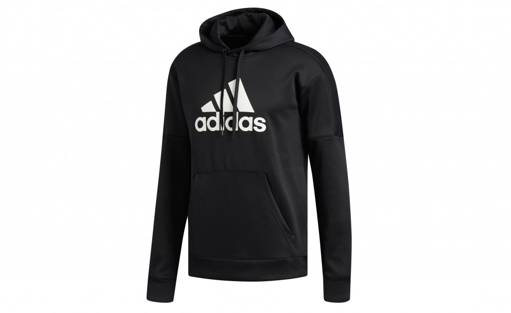 adidas TEAM ISSUE FLEECE PULLOVER IMAGE 1