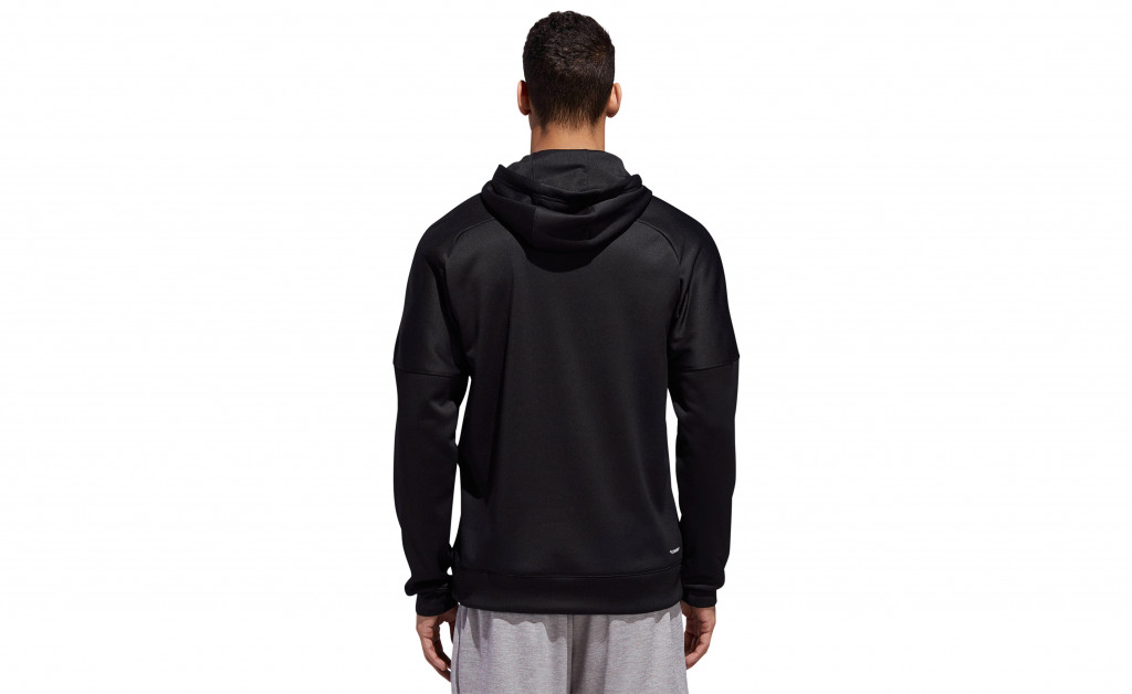 adidas TEAM ISSUE FLEECE PULLOVER IMAGE 8