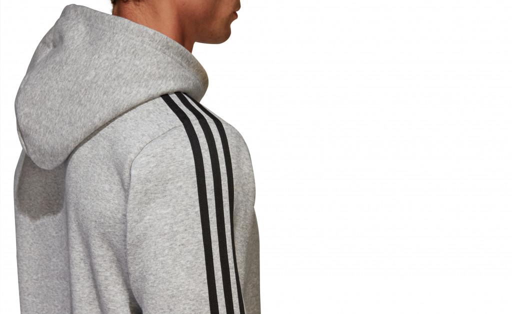 adidas ESSENTIALS PULLOVER FLEECE IMAGE 3
