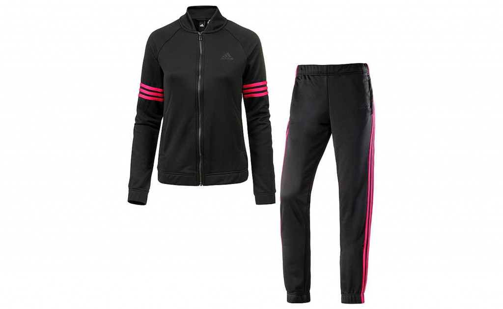 adidas CHÁNDAL COSY TRACKSUIT MUJER IMAGE 1