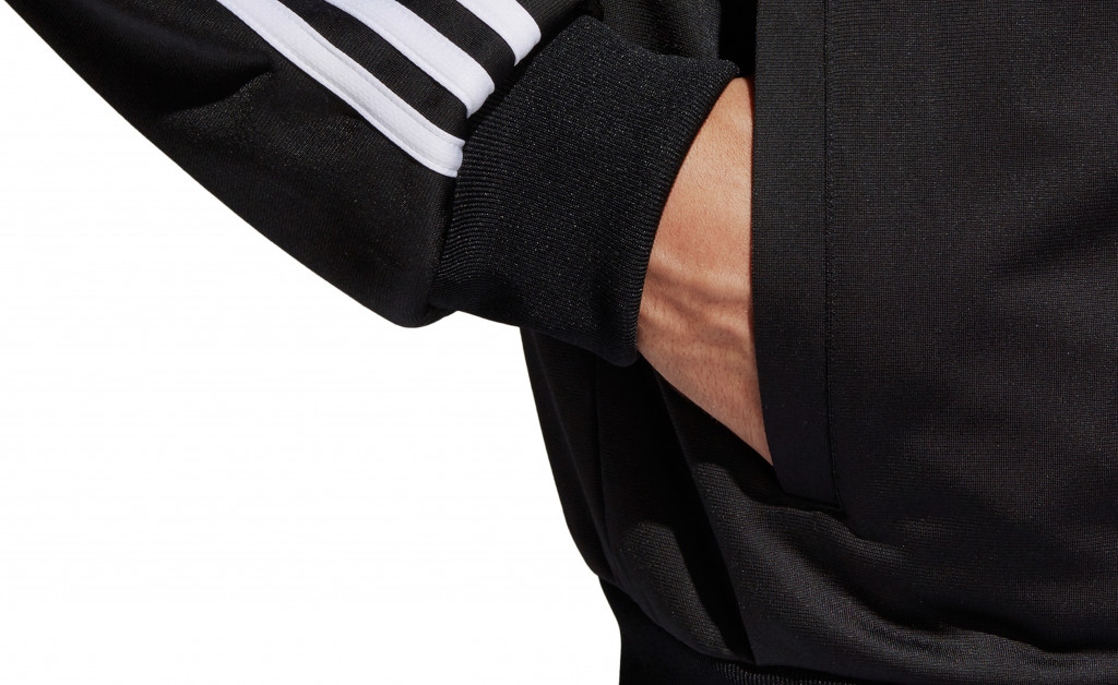 adidas CLASSIC TRICOT JACKET IMAGE 9
