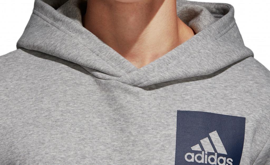 adidas SUDADERA ESSENTIALS LOGO IMAGE 2