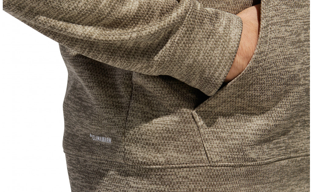 adidas TEAM ISSUE FLEECE PULLOVER IMAGE 4