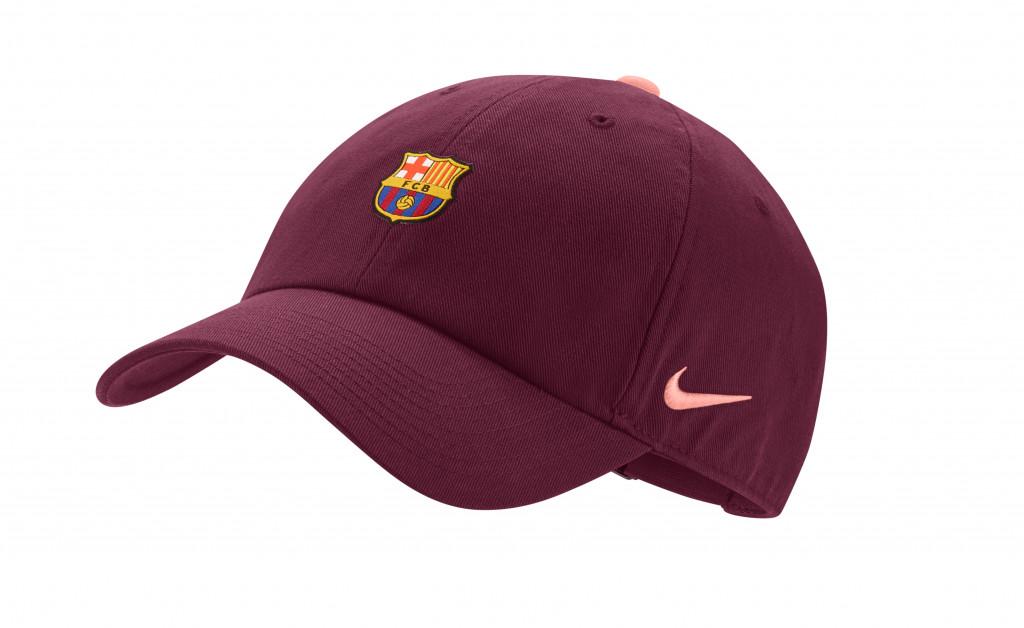 NIKE FC BARCELONA HERITAGE 86 CAP IMAGE 1